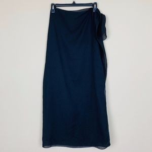 LE COVE Sheer Swimsuit Cover Sarong